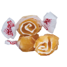 Load image into Gallery viewer, Assorted Caramel salt water taffy 500g bag