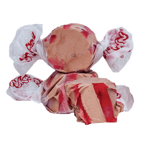 Cherry cola salt water taffy 2.5lb bag