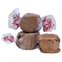 Load image into Gallery viewer, Chocolate salt water taffy 200g bag