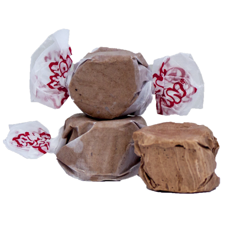 Chocolate salt water taffy 200g bag