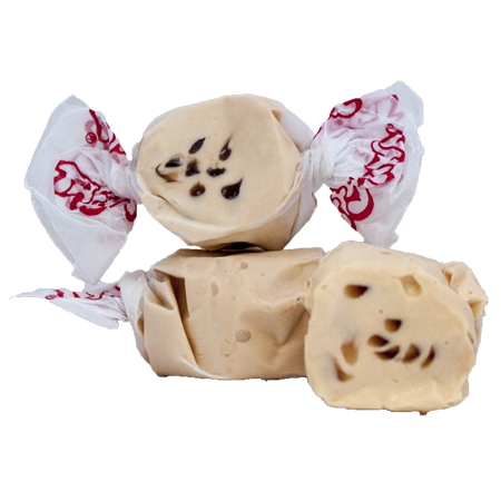 Chocolate chip cookie salt water taffy 200g bag