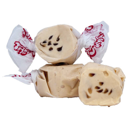 Chocolate chip salt water taffy 500g bag