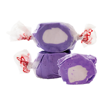 Load image into Gallery viewer, Huckleberry salt water taffy 200g bag