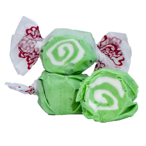 Key lime salt water taffy 200g bag