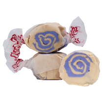 Load image into Gallery viewer, Peanut butter & jelly salt water taffy 200g bag
