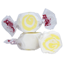 Load image into Gallery viewer, Pina Colada salt water taffy 500g bag
