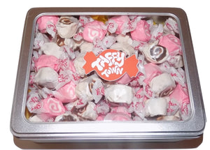 Assorted Cinnamon salt water taffy gift tin