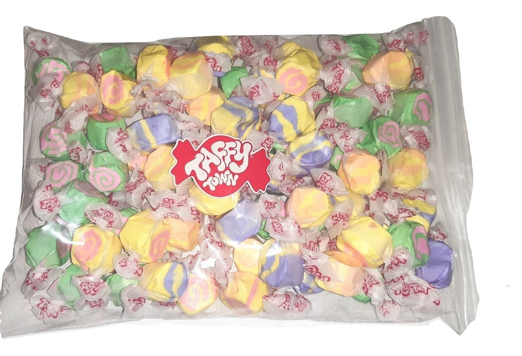 Assorted Lemonade salt water taffy 500g bag