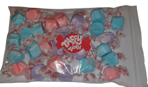 Berry blast salt water taffy 200g bag