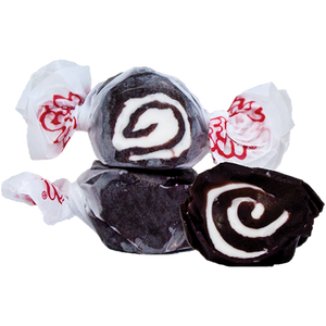 Assorted Licorice salt water taffy gift jar