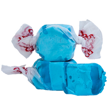 Load image into Gallery viewer, Raspberry salt water taffy 500g bag