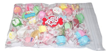 "Load image into Gallery viewer, Assorted salt water taffy ""Happy birthday"" 200g gift bag"
