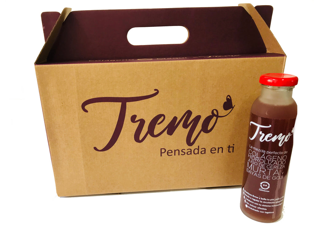 Pack 12 Tremo Cereza