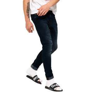 Stokr Jeans- Denim ANKLE LENGTH SLIM FIT
