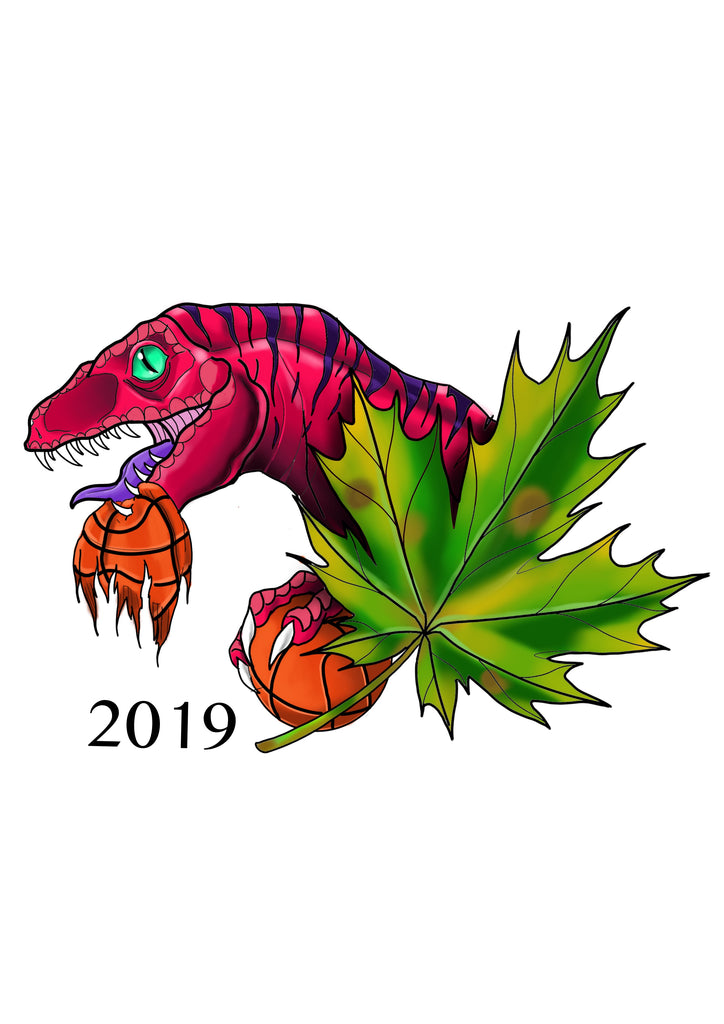 Basketball Raptor