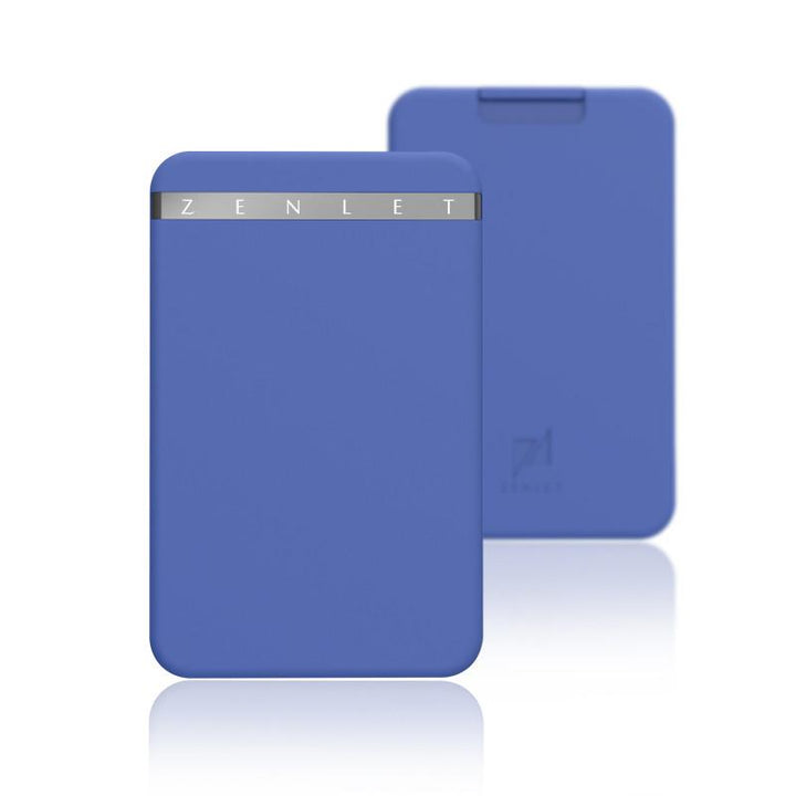 Zenlet The Wallet|Blue