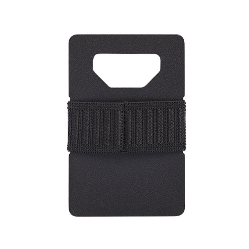 Spine Wallet Black