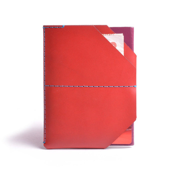 Wingback Passport Holder