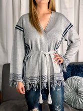Load image into Gallery viewer, Fringe Cardi