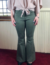 Load image into Gallery viewer, Bell Pant in Olive