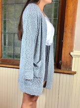 Load image into Gallery viewer, Dusty Sage Cardi | Popcorn Cardigan