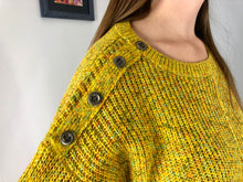 Load image into Gallery viewer, Button Top | Spring Sweater