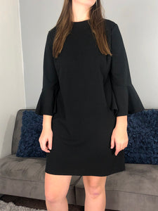 Everyday Little Black Dress | Bell Sleeve