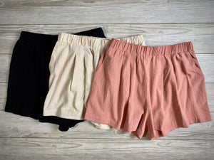 Desert Shorts in Oatmeal | Shorts