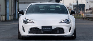 Artisan ARS-GT Style Front Bumper - Toyota 86/Subaru BRZ
