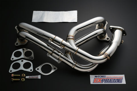 Tomei Expreme Exhaust Manifold Equal Length (Headers) - Toyota 86/Subaru BRZ