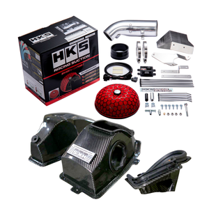HKS Dry Carbon Racing Suction Cold Air Intake Kit with AFR - Honda Civic Type-R (FK8)
