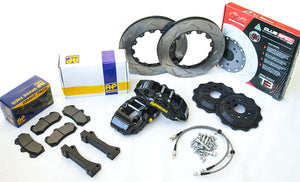 AP Racing 6 Pot 9040 Caliper Kit - Toyota 86/Subaru BRZ