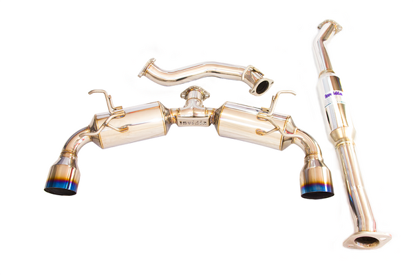 Invidia N2 Cat Back Exhaust - Toyota 86/Subaru BRZ
