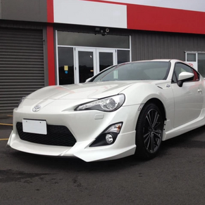 5-Axis Style Front Lip - Toyota 86