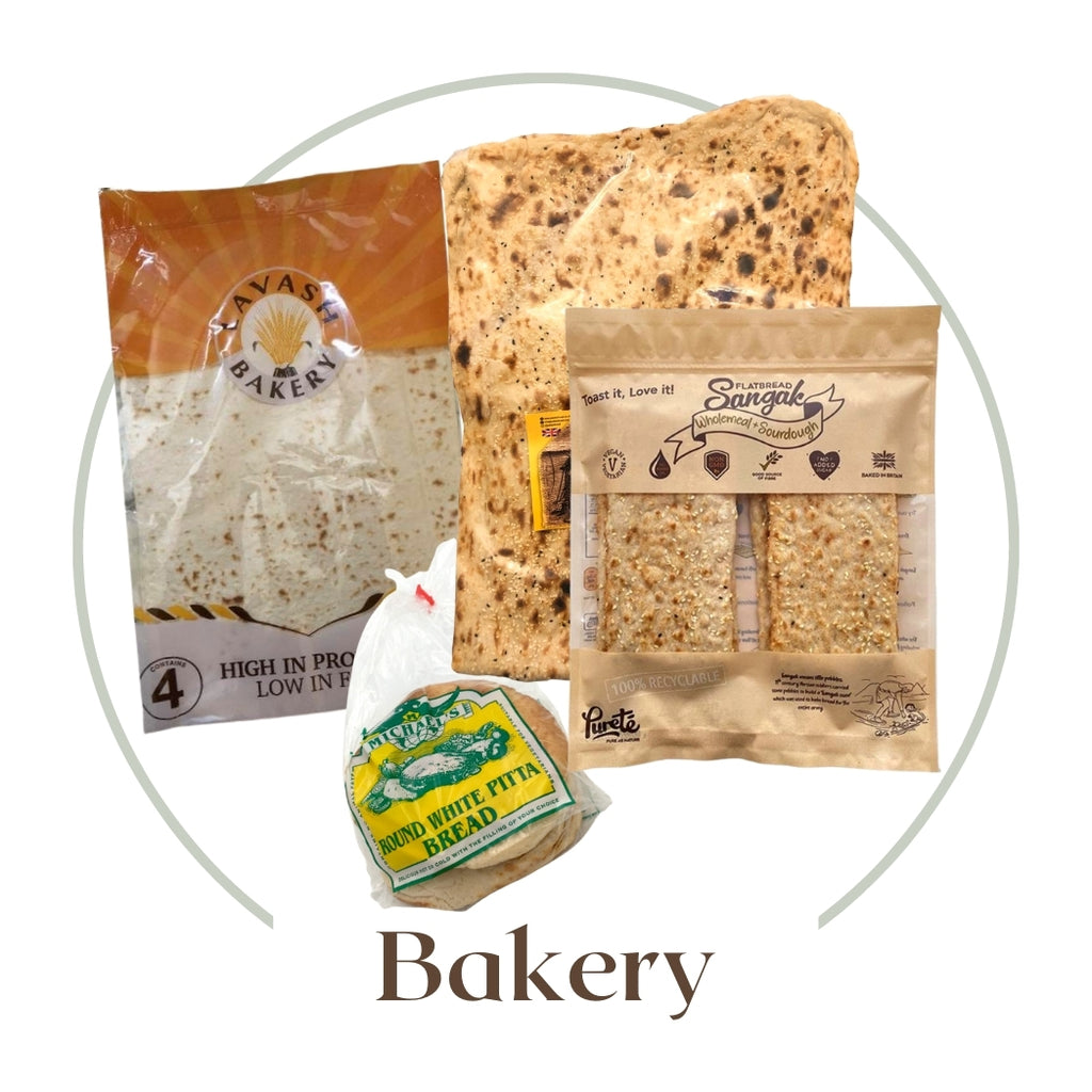 Bakery, Bread, Persian Bread