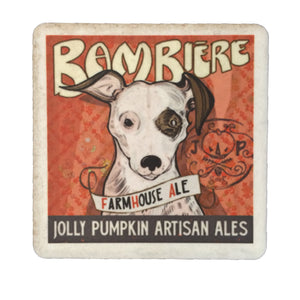 Bam Farmhouse Coaster