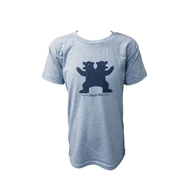 Grizzly Peak Berserker Youth T-Shirt - Athletic Blue
