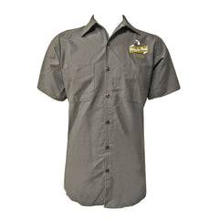 Grizzly Peak Hand Made Workshirt - Charcoal