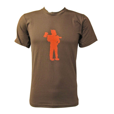 Grizzly Peak Humongous T-Shirt - Brown