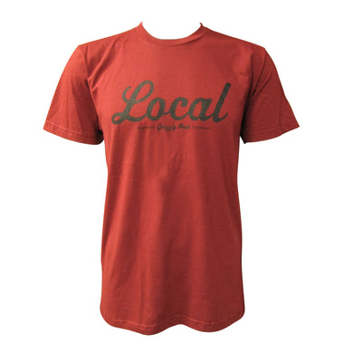Grizzly Peak Local T-Shirt - Cranberry