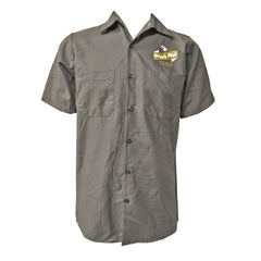 Grizzly Peak Lumberjack Workshirt - Charcoal