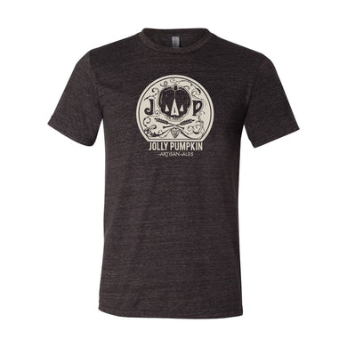 Jolly Pumpkin Artisan Ales Tee - Charcoal Black