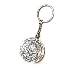 Jolly Pumpkin Keychain Bottle Opener