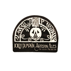 Jolly Pumpkin Sticker