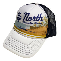 North Peak Up North Trucker Hat