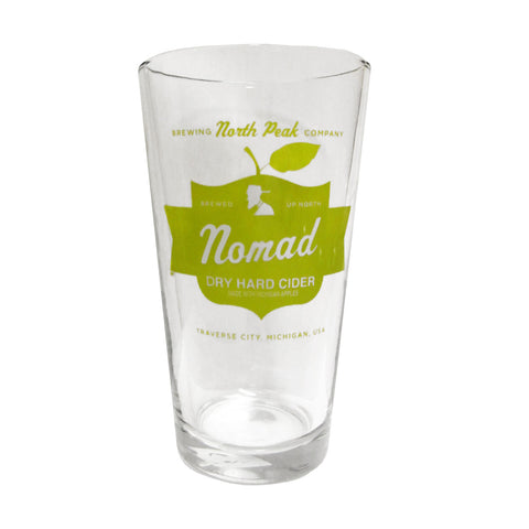 Nomad Pint Glass