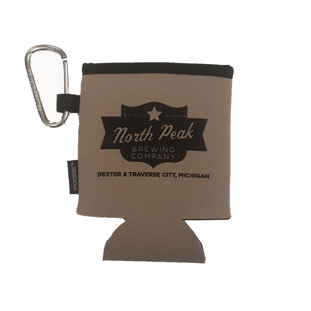 North Peak Carabiner Koozie