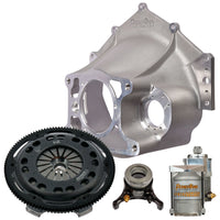 "7.25"" Racing Clutch - 2 disc  Bellhousing Kit"