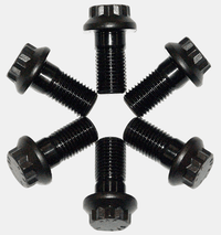 Bolts, Flywheel (crank)
