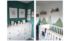 Room Tour: A Mountain Theme Nursery in Lancashire